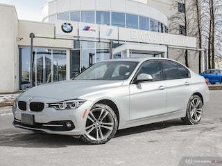 2017 BMW 330i Xdrive Sedan (8D97) W/ Nav! Financing Available!