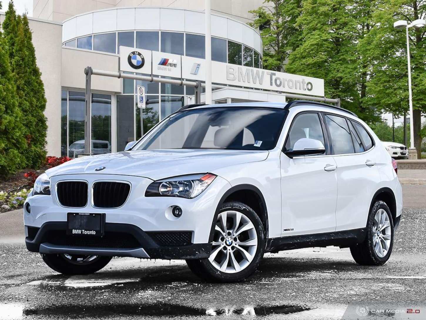 2014 BMW X1 Xdrive28i W/ Nav! Financing Available!