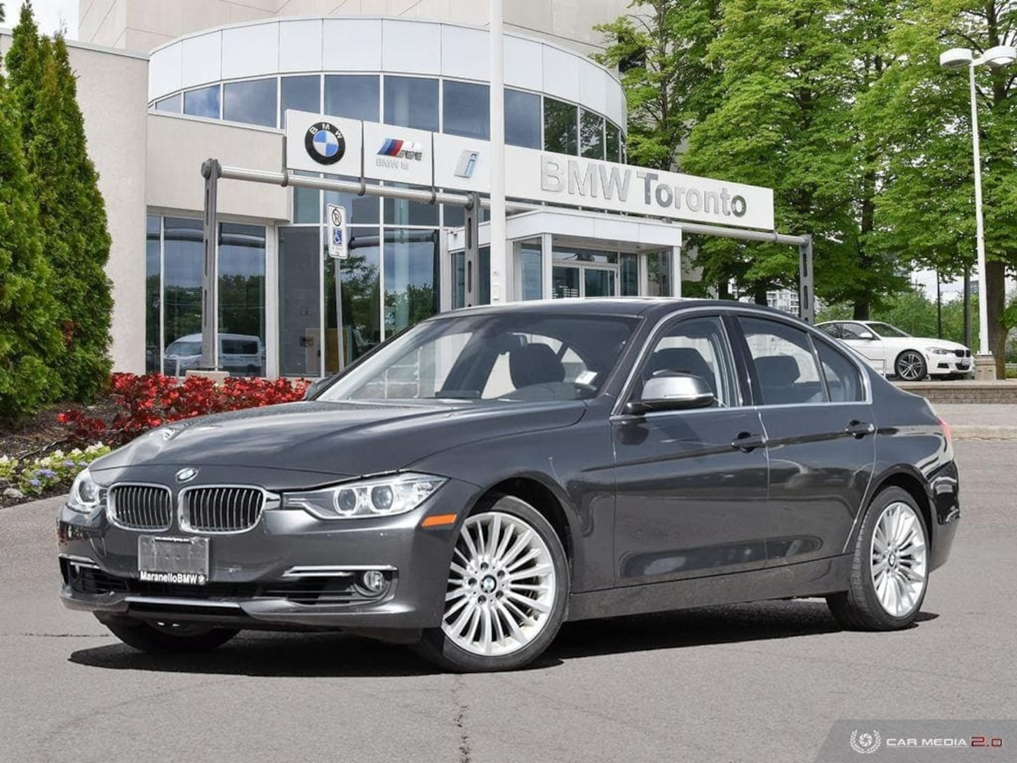 2013 BMW 328i xDrive Sedan Luxury Line W/ Nav! Rear Camera! Heat Sedan