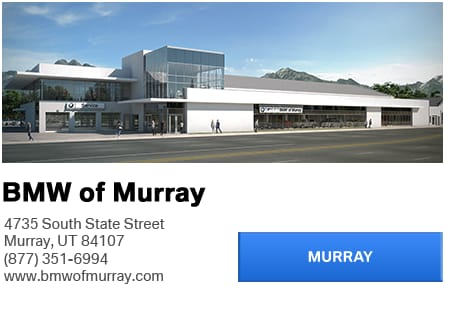 Bmw Of Murray >> Bmw Of Utah For Bmw Of Murray And Bmw Pleasant Grove Is Your