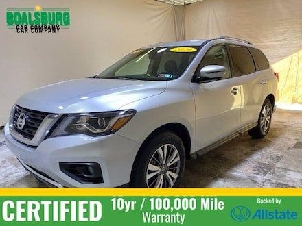 Used Nissan Pathfinder for sale near State College