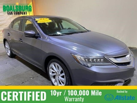 Used Acura ILX for sale near State College