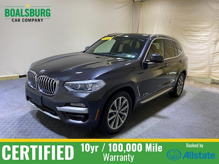 Used BMW X3 for sale near State College