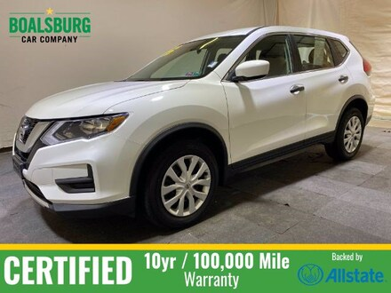 Used Nissan Rogue for sale near State College