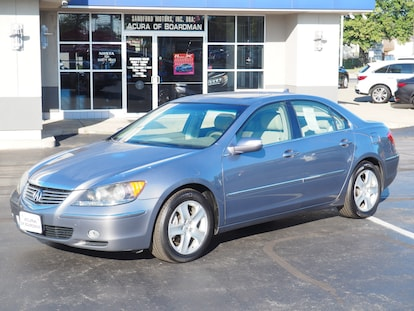 Acura Of Boardman >> Used 2008 Acura Rl For Sale At The Jim Whetstone Auto Group