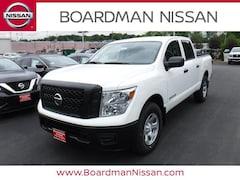 2018 Nissan Titan S Truck Crew Cab