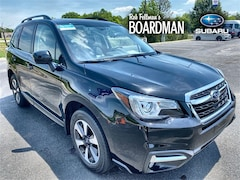 Used 2018 Subaru Forester 2.5i Limited SUV JF2SJARC5JH400228 for Sale in Boardman, OH