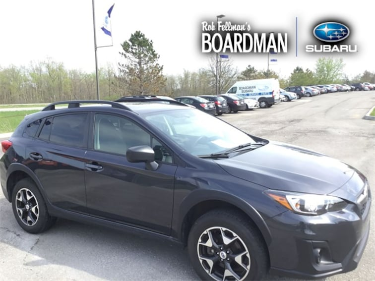 Used 2018 Subaru Crosstrek 2.0i SUV JF2GTAACXJ9204940 For Sale Boardman, OH