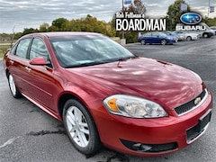 Bargain Used 2013 Chevrolet Impala LTZ Sedan 2G1WC5E32D1162877 for Sale in Boardman, OH