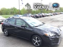 New 2019 Subaru Impreza 2.0i Premium 5-door 4S3GTAD6XK3739520 23286 for Sale in Boardman, OH