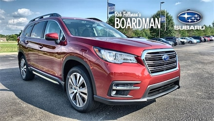 Featured New 2021 Subaru Ascent Limited 7-Passenger SUV for Sale in Boardman, OH