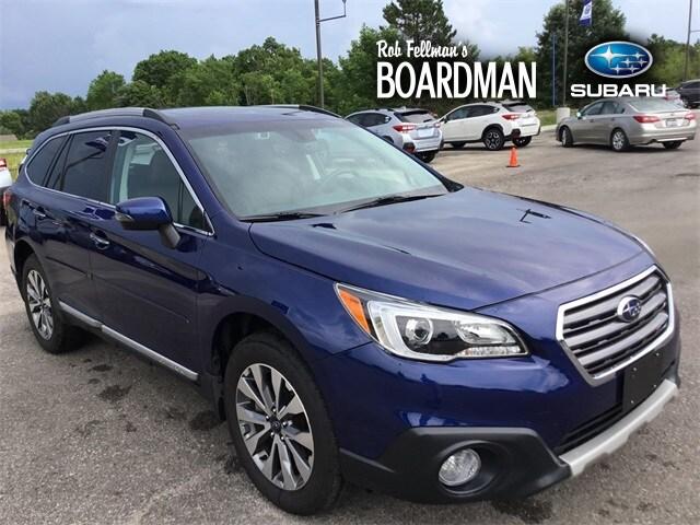 2017 Subaru Outback 3.6R Touring SUV 4S4BSETC8H3312823
