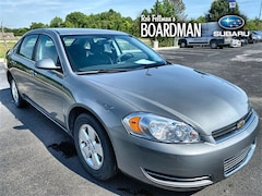Bargain Used 2008 Chevrolet Impala LT Sedan 2G1WT55K181257900 for Sale in Boardman, OH