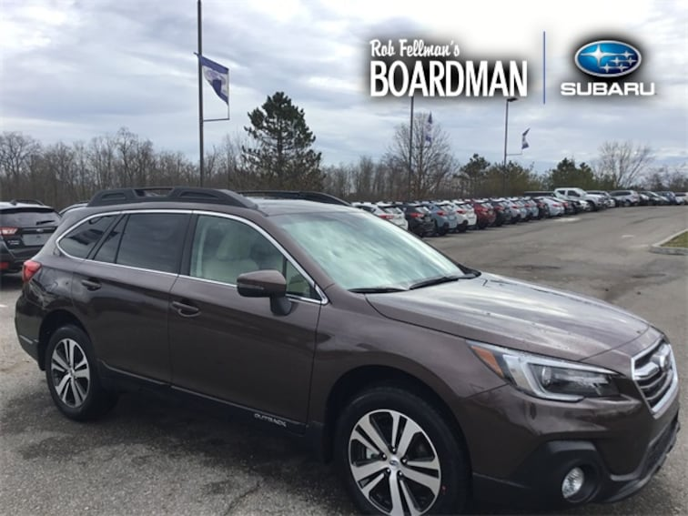 New 2019 Subaru Outback 3.6R Limited SUV For Sale Boardman, Ohio
