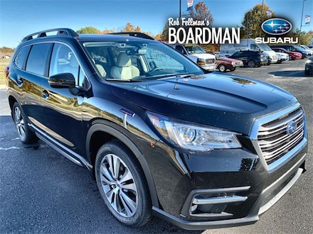 Featured New 2021 Subaru Ascent Limited 8-Passenger SUV for Sale in Boardman, OH