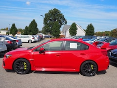 New 2018 Subaru WRX STI Sedan in Boardman, OH