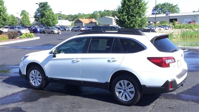 Certified Pre-Owned 2018 Subaru Outback For Sale Boardman, OH | VIN