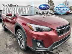 Used 2018 Subaru Crosstrek 2.0i Limited SUV JF2GTAJC8JH291257 for Sale in Boardman, OH