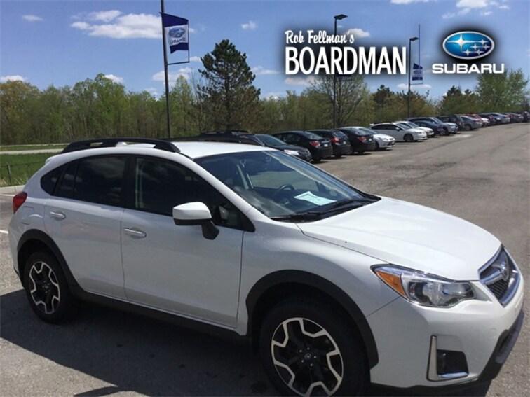 Used 2016 Subaru Crosstrek 2.0i Premium SUV JF2GPADC8GH269624 For Sale Boardman, OH