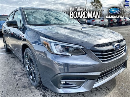 Featured New 2020 Subaru Legacy Sport Sedan for Sale in Boardman, OH