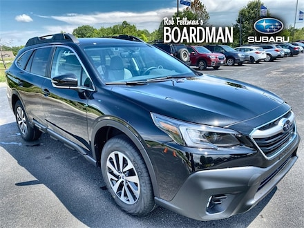 Featured New 2020 Subaru Outback Premium SUV for Sale in Boardman, OH