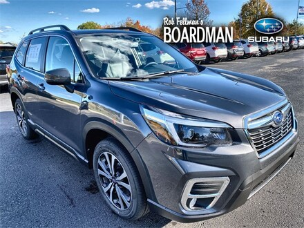 Featured New 2021 Subaru Forester Limited SUV for Sale in Boardman, OH