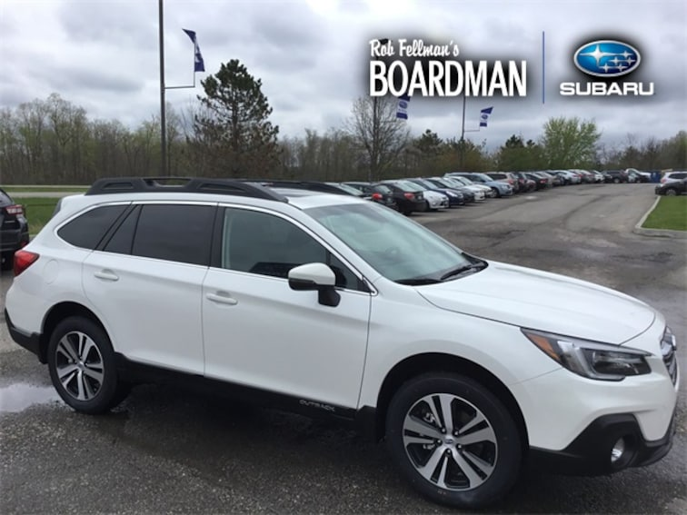 New 2019 Subaru Outback 2.5i Limited SUV For Sale Boardman, Ohio