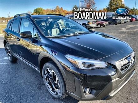 Featured New 2021 Subaru Crosstrek Limited SUV for Sale in Boardman, OH