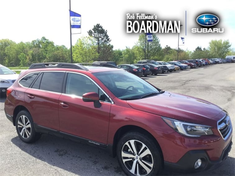New 2019 Subaru Outback 2.5i Limited SUV For Sale Boardman, Ohio