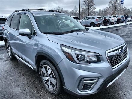 Featured Used 2019 Subaru Forester Touring SUV JF2SKAWC3KH519284 for Sale in Boardman, OH