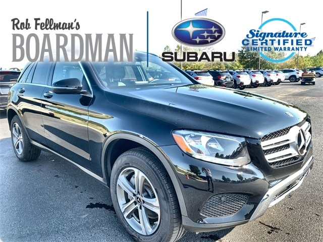 2018 Mercedes-Benz GLC GLC 300 4matic® SUV WDC0G4KB4JV114423