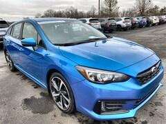 Certified Pre-Owned 2020 Subaru Impreza Sport Hatchback 4S3GTAM69L3731460 for Sale in Boardman, OH