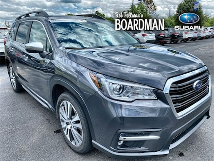 Featured Used 2019 Subaru Ascent Touring SUV 4S4WMARD4K3445333 for Sale in Boardman, OH