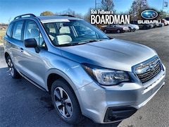 Certified Pre-Owned 2018 Subaru Forester 2.5i SUV JF2SJABC8JH462328 for Sale in Boardman, OH