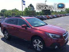 Certified Pre-Owned 2019 Subaru Outback 2.5i Limited SUV 4S4BSANC8K3221466 for Sale in Boardman, OH