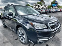 Used 2018 Subaru Forester 2.5i Limited SUV JF2SJAJC2JH464660 for Sale in Boardman, OH