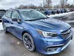 Certified Pre-Owned 2021 Subaru Legacy 2.5i Sport Sedan 4S3BWAH62M3002908 for Sale in Boardman, OH