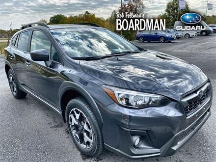 Featured Used 2019 Subaru Crosstrek 2.0i Premium SUV JF2GTACC2KH203642 for Sale in Boardman, OH
