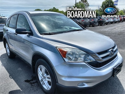 Featured Used 2011 Honda CR-V EX SUV 3CZRE4H57BG700641 for Sale in Boardman, OH