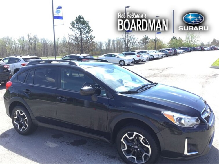 Used 2016 Subaru Crosstrek 2.0i Premium SUV JF2GPABC2G8321865 For Sale Boardman, OH
