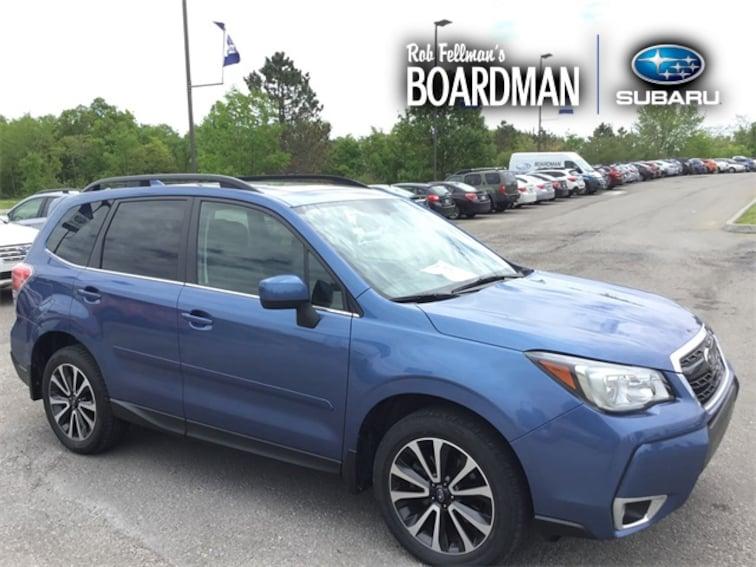 Used 2017 Subaru Forester 2.0XT Premium Premium SUV JF2SJGEC6HH503449 For Sale Boardman, OH