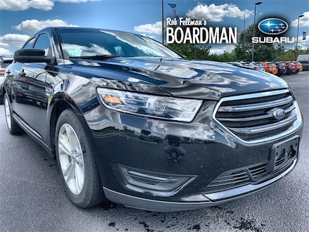 Featured Used 2015 Ford Taurus SEL Sedan 1FAHP2E86FG181426 for Sale in Boardman, OH