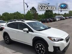 Certified Pre-Owned 2018 Subaru Crosstrek 2.0i Premium SUV JF2GTABC9JH220728 for Sale in Boardman, OH