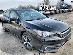 New 2021 Subaru Impreza Premium 5-door 4S3GTAV69M3712018 27509 for Sale in Boardman, OH