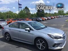 Certified Pre-Owned 2019 Subaru Legacy 2.5i Limited Sedan 4S3BNAN60K3013992 for Sale in Boardman, OH