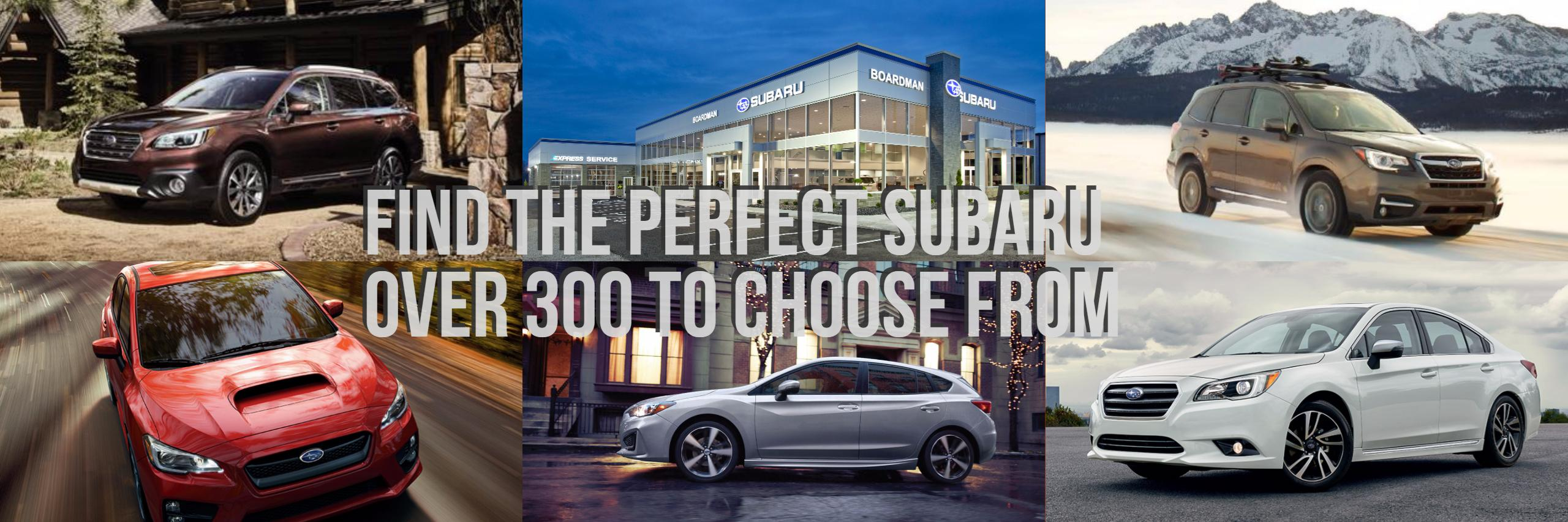 Boardman subaru new used subaru dealership boardman oh serving columbiana warren youngstown
