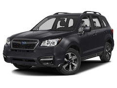 New 2018 Subaru Forester 2.5i Premium with All Weather Package + Starlink SUV JF2SJAEC6JH618118 for Sale in Boardman, OH