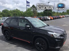 New 2019 Subaru Forester Sport SUV JF2SKAKC9KH543322 for Sale in Boardman, OH