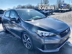 New 2021 Subaru Impreza Sport 5-door 4S3GTAM66M3711782 27449 for Sale in Boardman, OH