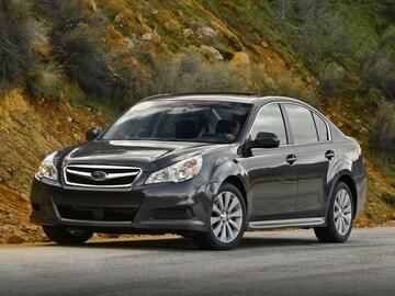 2012 Subaru Legacy Sedan